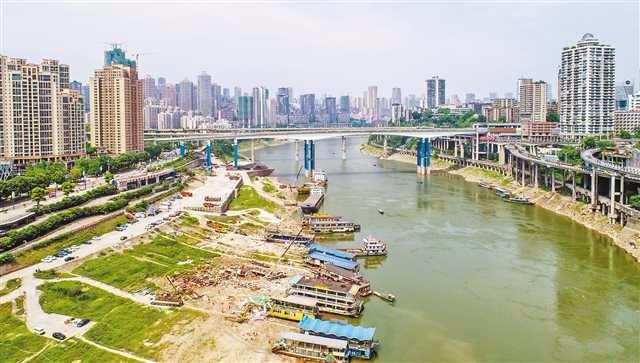 江北:取缔38艘非法餐饮船 让一江碧水向东流